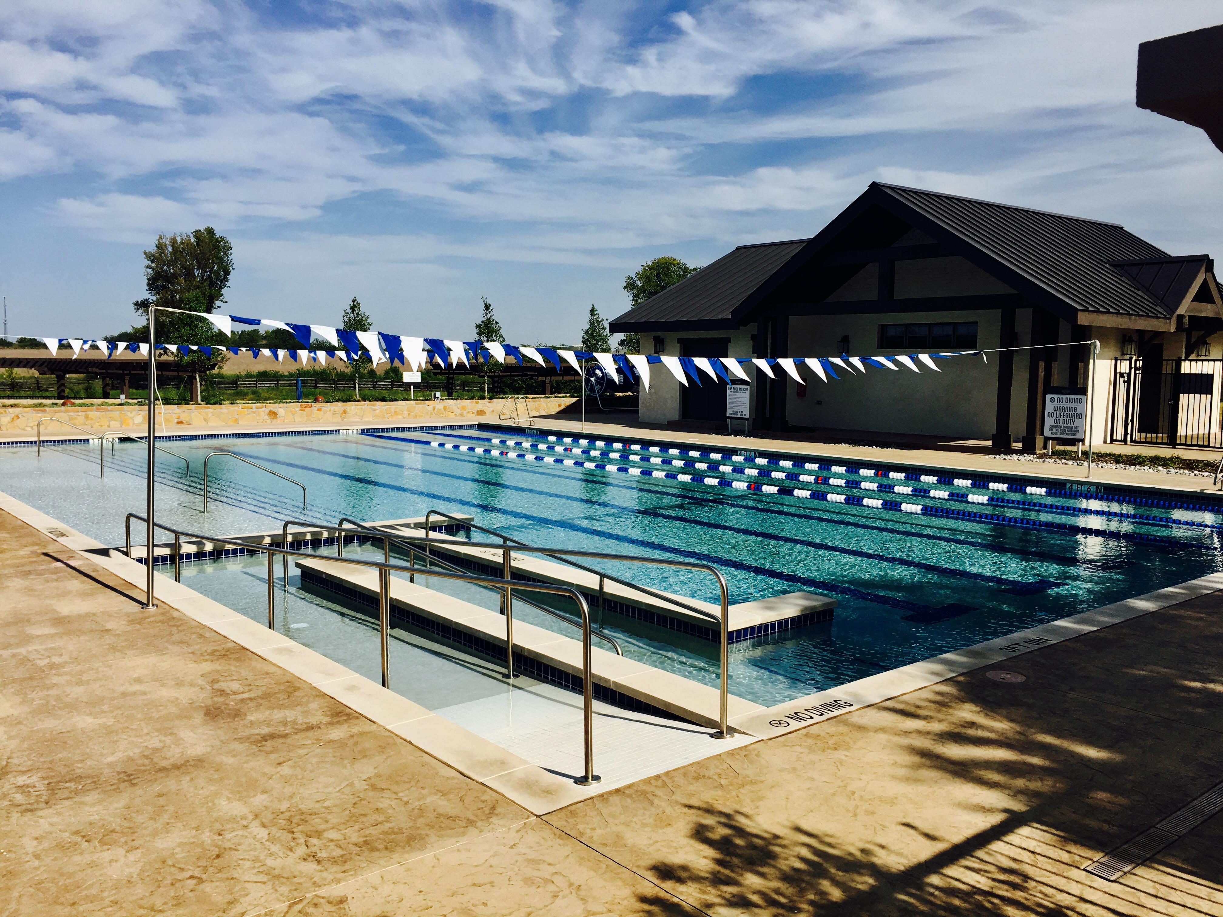 Community Spotlight Mustang Lakes Celina Texas Leading