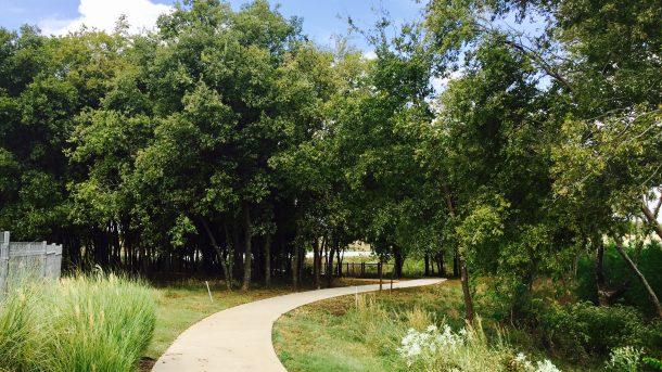 Union-Park-hiking-trail