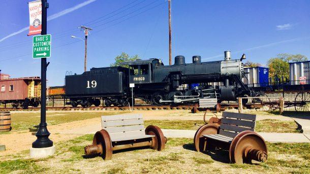 Frisco-Heritage-Museum-train-2