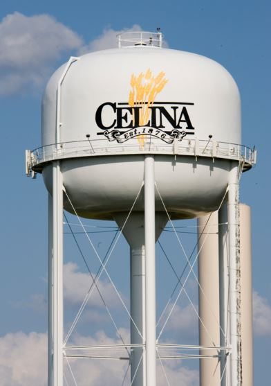 celina-water-tower