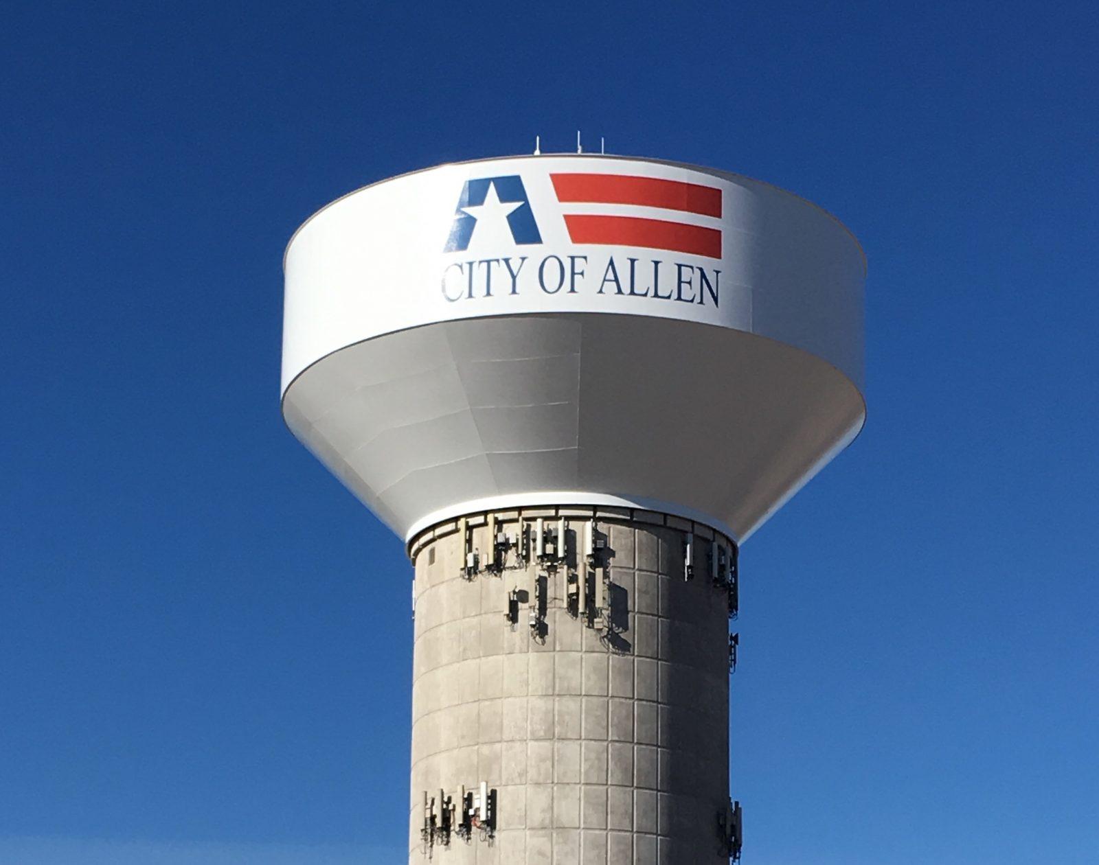 Allen_Water_Tower
