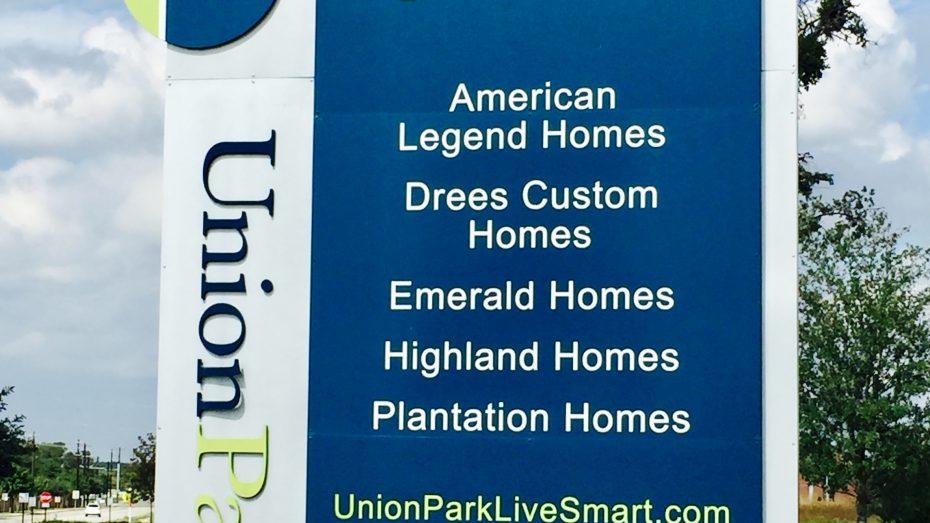 Union-Park-sign-builders