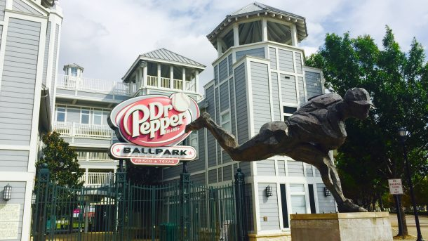 Frisco-Dr-Pepper-ballpark-entrance