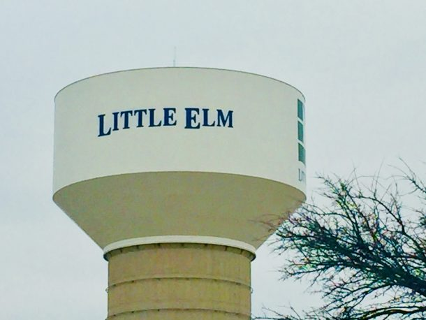 Little_Elm_water_tower
