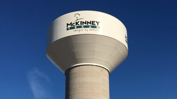 McKinney_water_tower