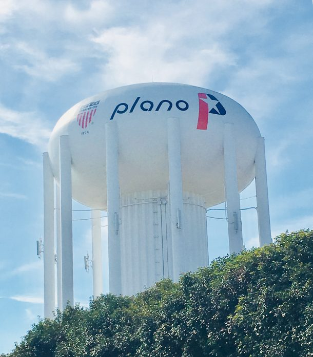 Plano_water_tower