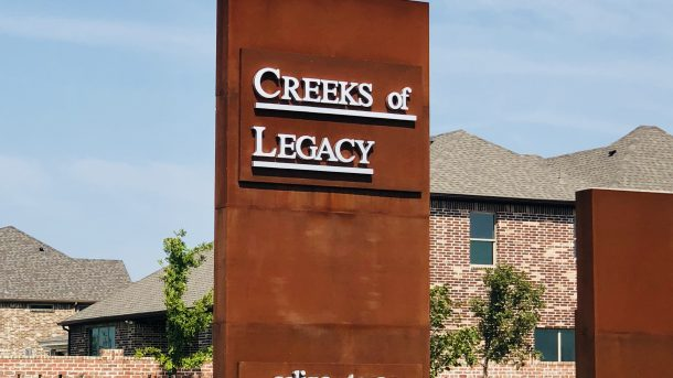 Creeks_of_Legacy_entrance