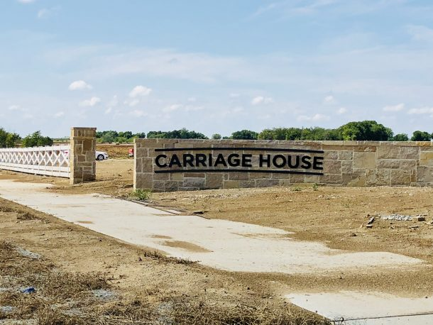 Sandbrock_Ranch_Aubrey_Carriage_House_sign_2