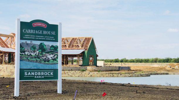 Sandbrock_Ranch_Aubrey_carriage_house_sign